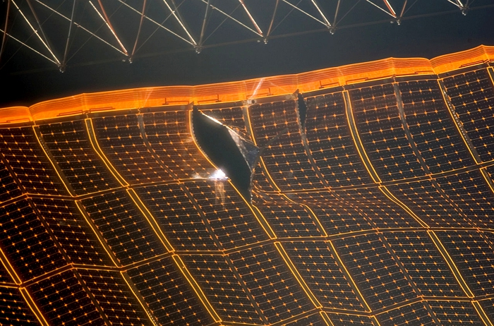 Q&A: What Happens When a Meteor Hits the ISS – SKY LIGHTS