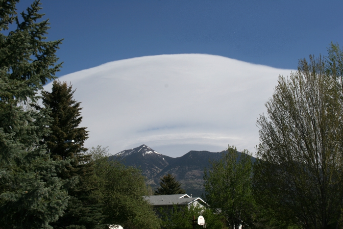 Q&A: Orographic Clouds