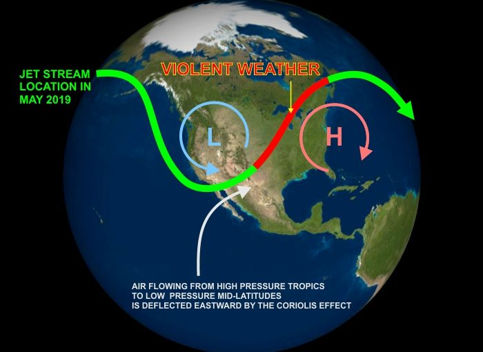 Q&A: How the Jet Stream Affects Weather