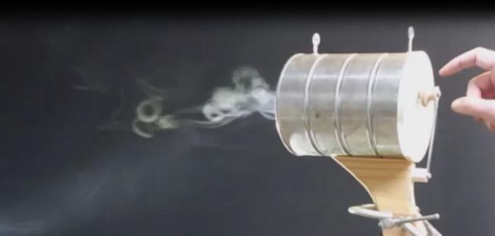Q&A: How Smoke Rings Work